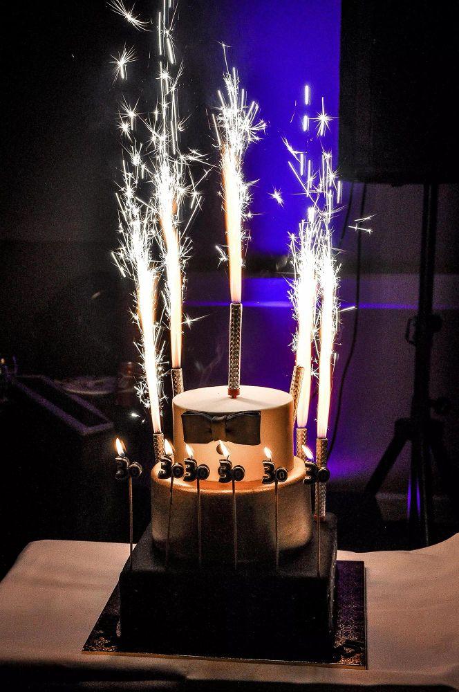 Bottle Sparklers Cake Bulk Pack For Service And Presentations Superior Celebrations