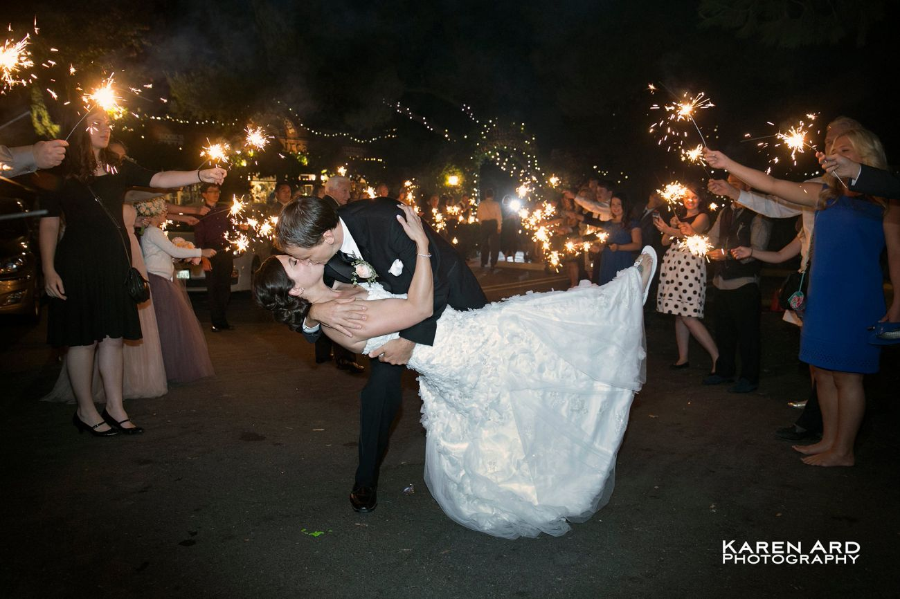 20 Wedding Sparklers Premium Gold Superior Celebrations