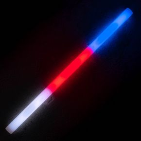 "12"" Red, White, and Blue Glow Stick"