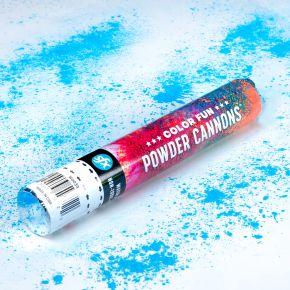 Blue Powder Cannon
