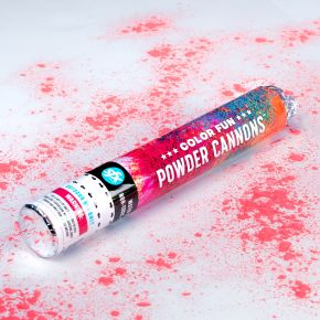 Pink Powder Cannon