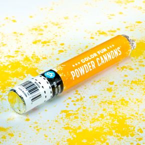 Yellow Powder Cannon