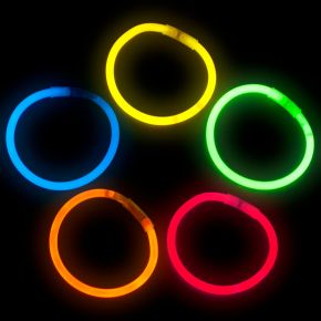 Assorted Color Glow Bracelets