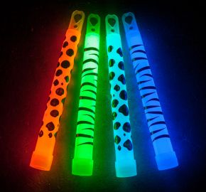Animal Print Glow Sticks