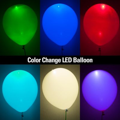 Color Change LED Balloons