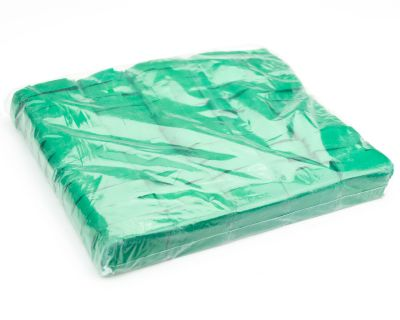 Green Paper Confetti - 1 KG Bag