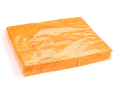 Orange Paper Confetti - 1 KG Bag