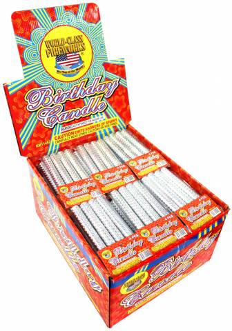 Bottle / Cake Sparklers (Bulk Pack)