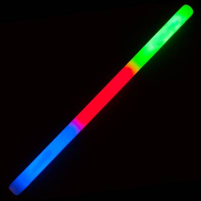 "12"" Red, Green, and Blue Glow Stick"